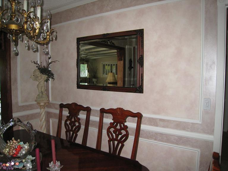 Faux Paint Walls, Interior Design, Tuscany Dining Room