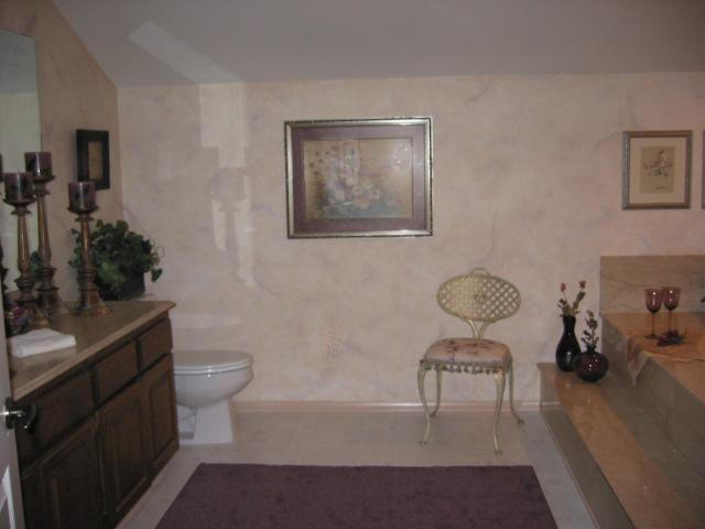 Faux Painitng, Granada Hills, Faux Paint Cracked Walls, Interior Design,
