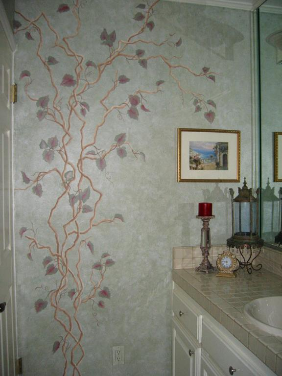 Guest Bathroom Colors Painting
