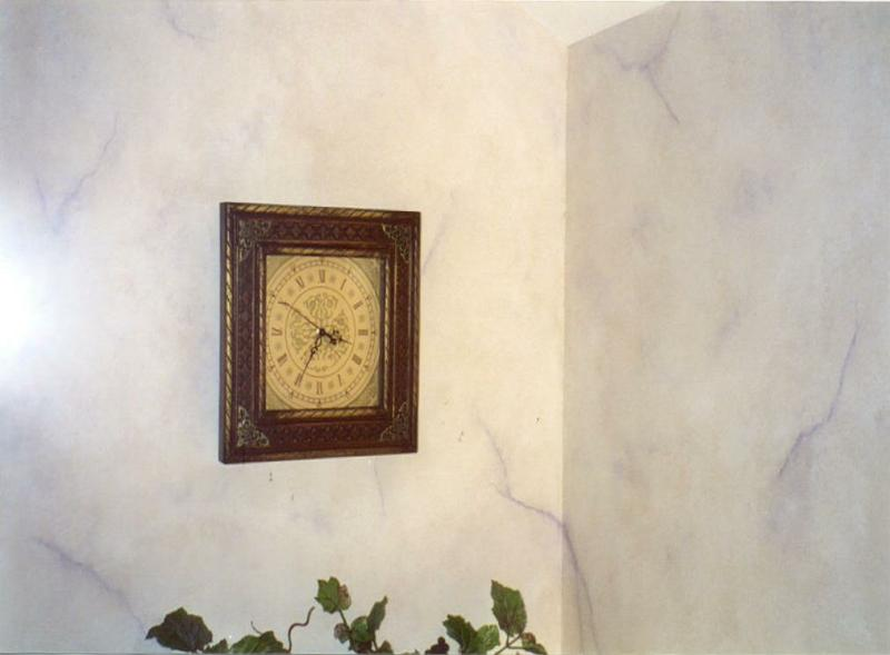 Faux Painting Cracked Wall, Interior Design, lFaux Painting,